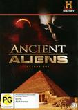 Ancient Aliens - Season One on DVD