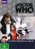 Doctor Who - The Krotons DVD