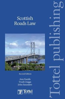Scottish Roads Law by Chris Craggs image