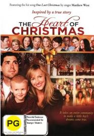 The Heart of Christmas on DVD