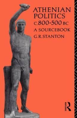 Athenian Politics c800-500 BC by G.R. Stanton image