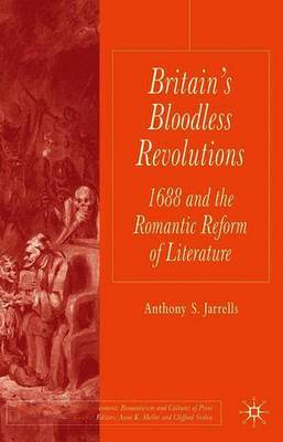 Britain's Bloodless Revolutions by Anthony Jarrells image