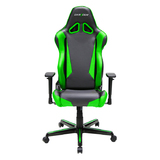 DXRacer Racing Series RM1 Gaming Chair (Black & Green) for