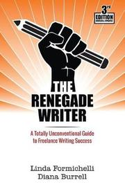 The Renegade Writer by Linda Formichelli image