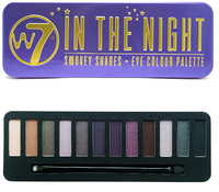W7 In The Night Eyeshadow Compact image