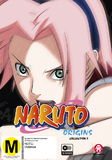 Naruto (Uncut): Origins - Collection 02 (Eps 53-106) on DVD