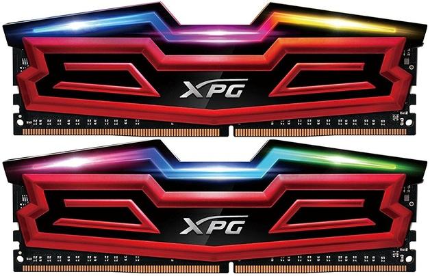 2x8GB Adata XPG Spectrix D40 3200Mhz RGB Gaming RAM