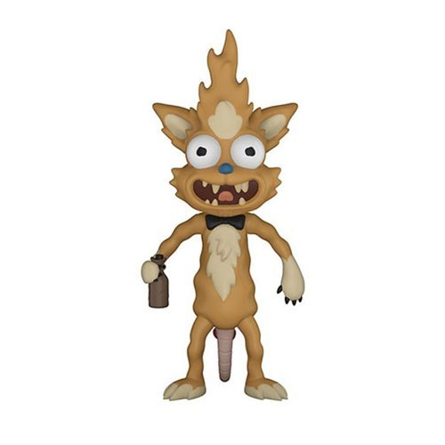Rick and Morty - Squanchy Action Figure image