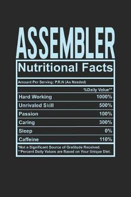 Assembler Nutritional Facts by Dennex Publishing