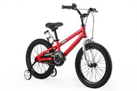 "RoyalBaby: BMX Freestyle - 18"" Bike (Red)"