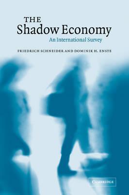 The Shadow Economy: An International Survey by Friedrich Schneider image