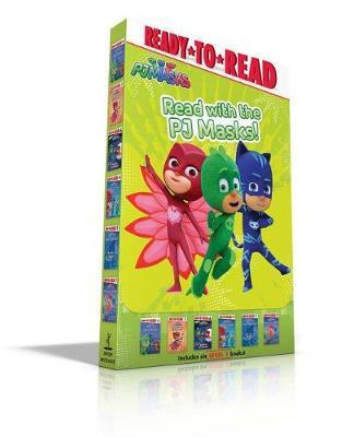 Read with the Pj Masks! by Various ~