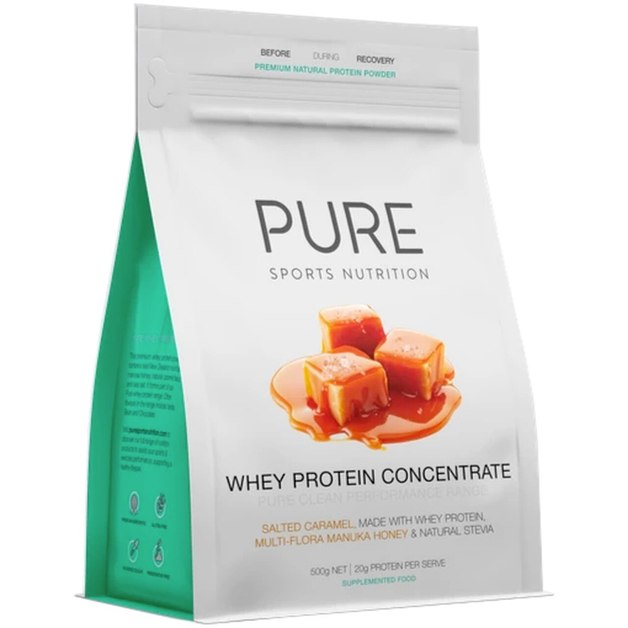 PURE Whey Protein - Salted Caramel (500g)