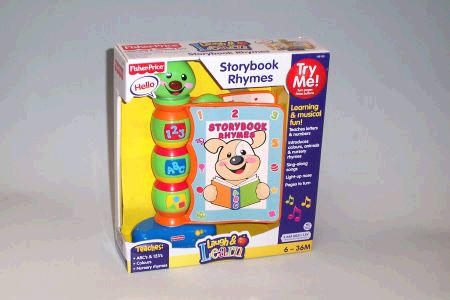Fisher Price Storytime Rhymes image