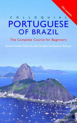 Colloquial Portuguese Brazil: The Complete Course for Beginners by Barbara McIntyre image