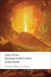 Journey to the Centre of the Earth by Jules Verne image