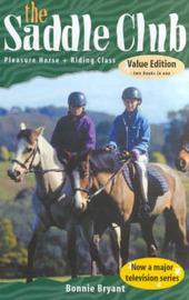 Saddle Club: Pleasure Horse / Riding Class by Bonnie Bryant image