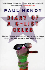 Diary of a C-list Celeb by Paul Hendy image