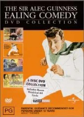 Sir Alec Guinness Ealing Comedy Collection (4 Disc Box Set) on DVD