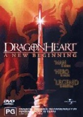 DragonHeart - A New Beginning on DVD