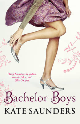 Bachelor Boys by Kate Saunders image