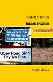 Indian English by Pingali Sailaja image
