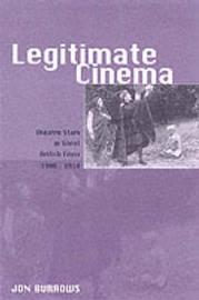 Legitimate Cinema by Jon Burrows image