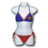 Supergirl Bandeau Triangle Bikini (XL)