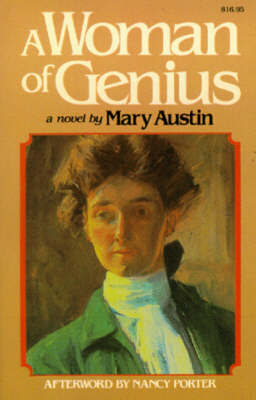 Woman of Genius by Mary C. Austin image
