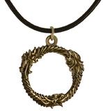 The Elder Scrolls Online Ouroboros Pendant