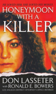 Honeymoon With A Killer by Don Lasseter image