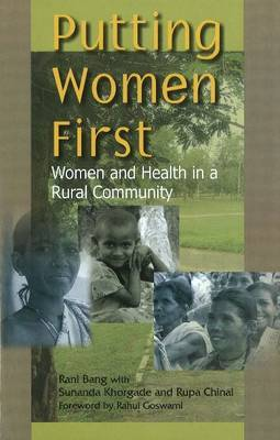Putting Women First by Rani Bang image
