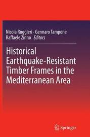 Historical Earthquake-Resistant Timber Frames in the Mediterranean Area image