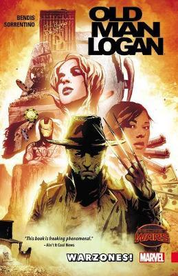 Wolverine: Old Man Logan Volume 0: Warzones by Brian Michael Bendis image