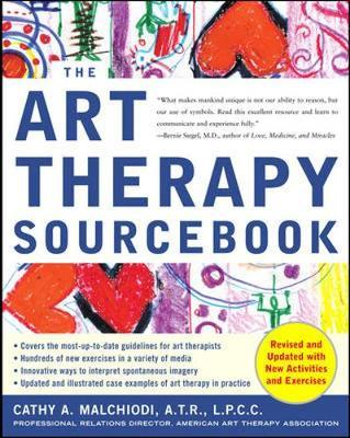 Art Therapy Sourcebook by Cathy Malchiodi image