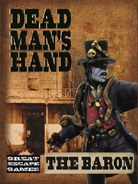 Dead Man's Hand - The Baron Gang (12pc)