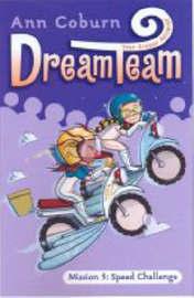 Dream Team: Speed Challenge by Ann Coburn image