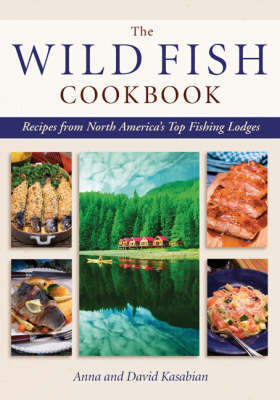 Wild Fish Cookbook by Anna Kasabian image