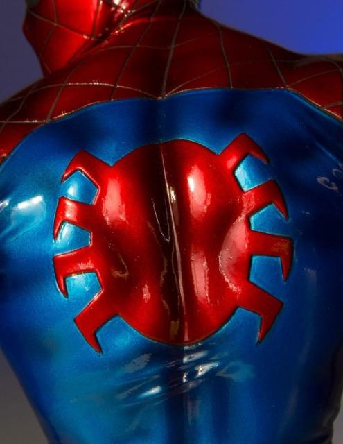 Marvel: 1/6 Spider-Man Mark IV - Mini Bust image