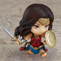 Nendoroid Wonder Woman: (Hero's Edition) - Articulated Figure image