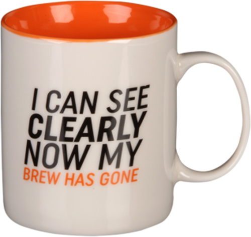 Musicology: I Can See Clearly Now Mug