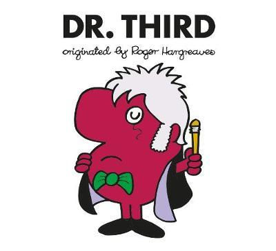 Doctor Who: Dr. Third (Roger Hargreaves) by Adam Hargreaves image
