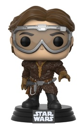 Star Wars: Solo - Han Solo (Variant #2) Pop! Vinyl Figure