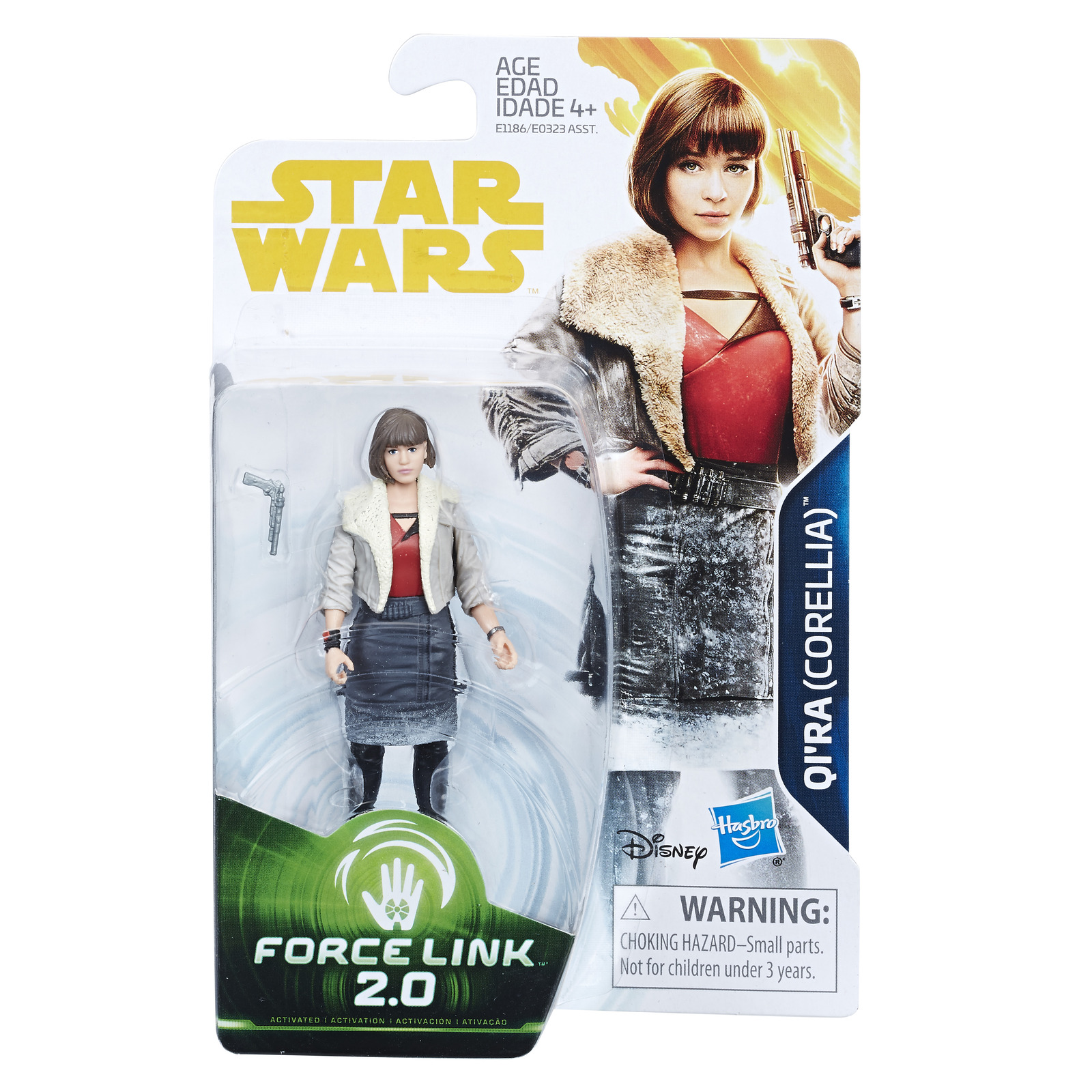 Star War: Force Link 2.0 Figure - Qi'ra (Corellia) image