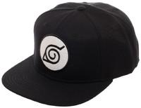 Naruto: Hidden Leaf - Snapback Cap