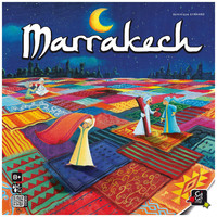 Marrakech - Board Game