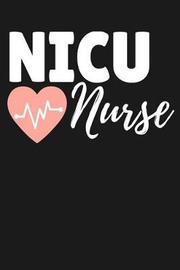 NICU Nurse by Desired Creatives Journals