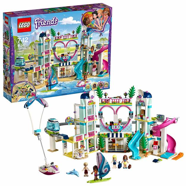 Lego Friends Heartlake City Resort 41347 Toy At Mighty Ape Nz