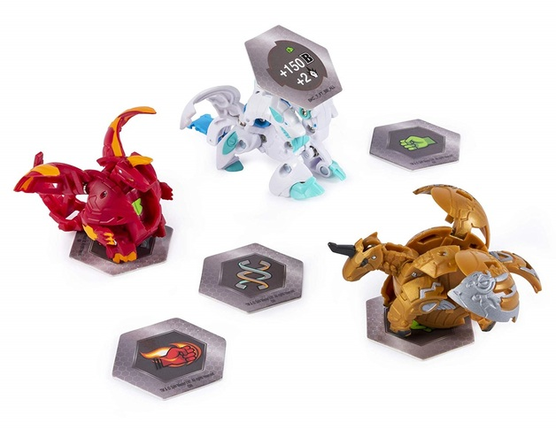 Bakugan: Battle Planet - Card Starter Set (Haos Howlkor)