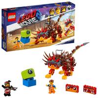 The LEGO Movie 2 - Ultrakatty & Warrior Lucy! (70827)